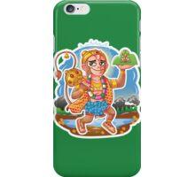 Hanuman - Hindu God - Bunch of Bhagwans iPhone Case/Skin