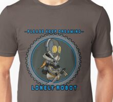 Lonely Robot: Quiet Bobby Unisex T-Shirt