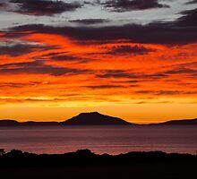 Oyster Bay Sunrise by David Haworth