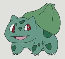 Bulbasaur by ahoulahan