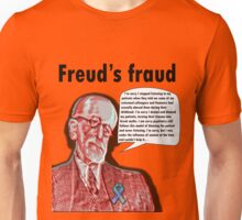 Freud's fraud Unisex T-Shirt