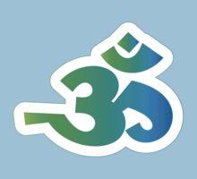 Om / Aum - Sanskrit Hindu Symbol - G2B One Piece - Short Sleeve