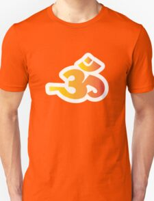 Om / Aum - Sanskrit Hindu Symbol - Y2R Unisex T-Shirt