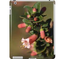 Australian Fuchsia iPad Case/Skin