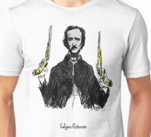 Edgar Returns Unisex T-Shirt