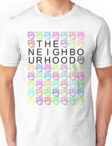 The Colourful Neighbourhood Unisex T-Shirt