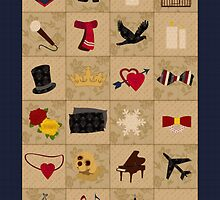 I Still Believe in Klaine (Patchwork Love Quilt) by oldcoyote