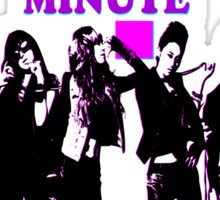 ㋡♥♫SaRangHaeYo(Love) Hot Fabulous K-Pop Girl Group-4Minute Clothing & Stickers♪♥㋡ Sticker