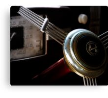 Product of Buick  Canvas Print