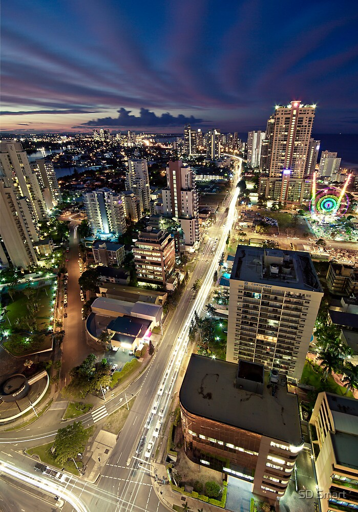 Gold Coast Highway by SD Smart