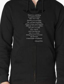 Fullmetal Heart Black T-Shirt