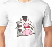 Just A Cow Unisex T-Shirt