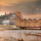 Clayton Sunset by Lori Deiter
