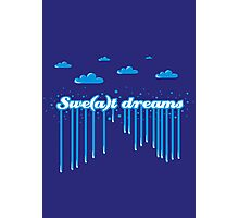 Swe(a)t Dreams Photographic Print