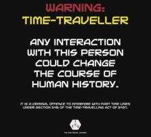 Time-Traveller T-Shirt Baby Tee