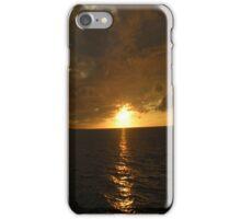 Galapagos Sunset iPhone Case/Skin