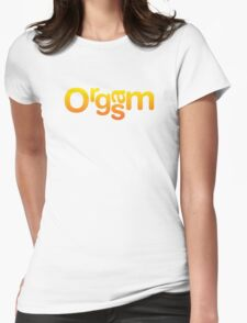 Orgasm Womens Fitted T-Shirt