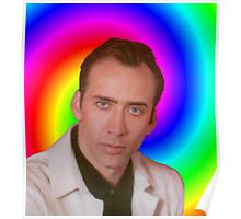Nicolas Cage's Mind Poster