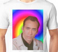 Nicolas Cage's Mind Unisex T-Shirt