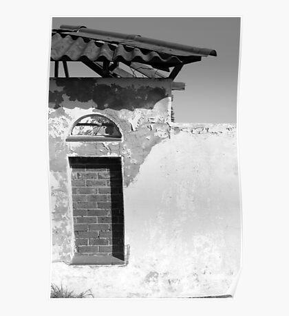 Derelict Pagoda Poster