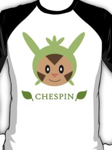 Chespin - Pokemon X & Y T-Shirt