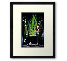 Potions Class Framed Print