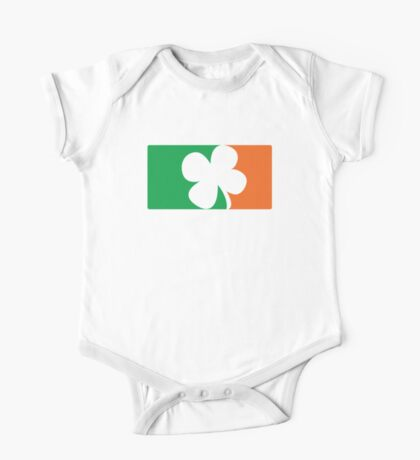 Pro Irish St Patricks Day One Piece - Short Sleeve
