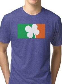 Pro Irish St Patricks Day Tri-blend T-Shirt