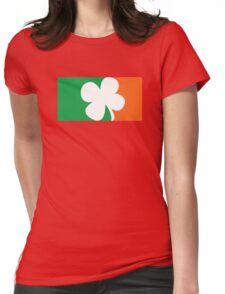 Pro Irish St Patricks Day Womens Fitted T-Shirt