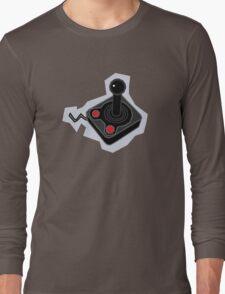 Retro Joystick Long Sleeve T-Shirt