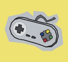 Retro Controller Kids Clothes