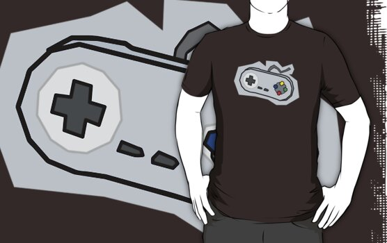 Retro Controller by CarbonClothing