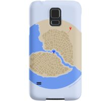 Broken Heart City Samsung Galaxy Case/Skin