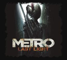 metro last light by Steno92