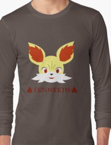 Fennekin - Pokemon X & Y Long Sleeve T-Shirt