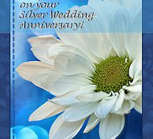 Congratulations on your Silver Wedding Anniversary! by Micklyn2