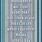 Happy Father's Day! by Micklyn2