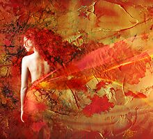The Fire Within by PhotoDream Art