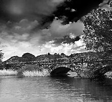 Padarn Bridge by Carlb40