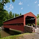 Sachs Bridge Adams County by Yvonne Roberts