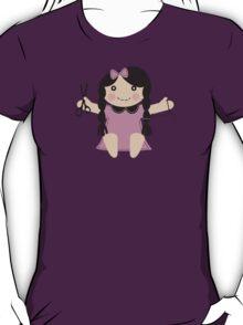Cute handmade doll toy sewing seamstress t-shirt T-Shirt