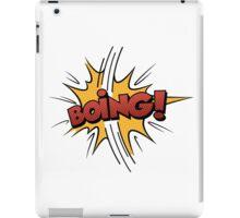 Boing iPad Case/Skin