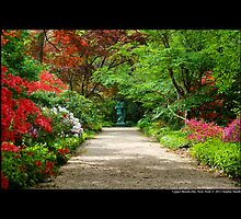 Planting Fields Arboretum State Historic Park - Upper Brookville, New York by © Sophie W. Smith