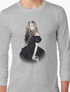 Avril Lavigne - Goodbye Lullaby Long Sleeve T-Shirt