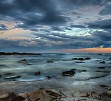 Last Light of the Day - tonemapped by bazcelt