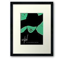 Wicked - Chris Colfer Poster Framed Print