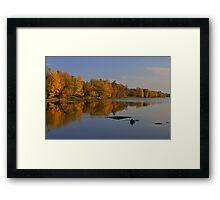 Blakeney, Ontario Framed Print