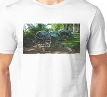 Cannons of Gettysburg National Military Park Unisex T-Shirt