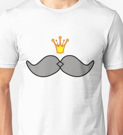 Royal Moustache Unisex T-Shirt