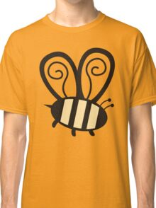 Giant cute bumble bee insect t-shirt Classic T-Shirt